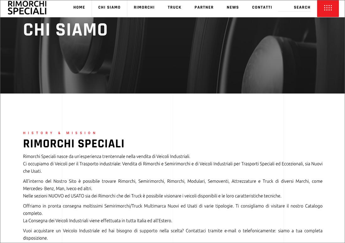 Rimorchi Speciali – about